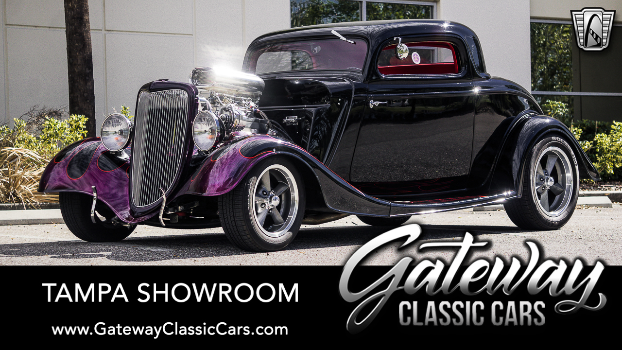 Used 1934 Ford Coupe