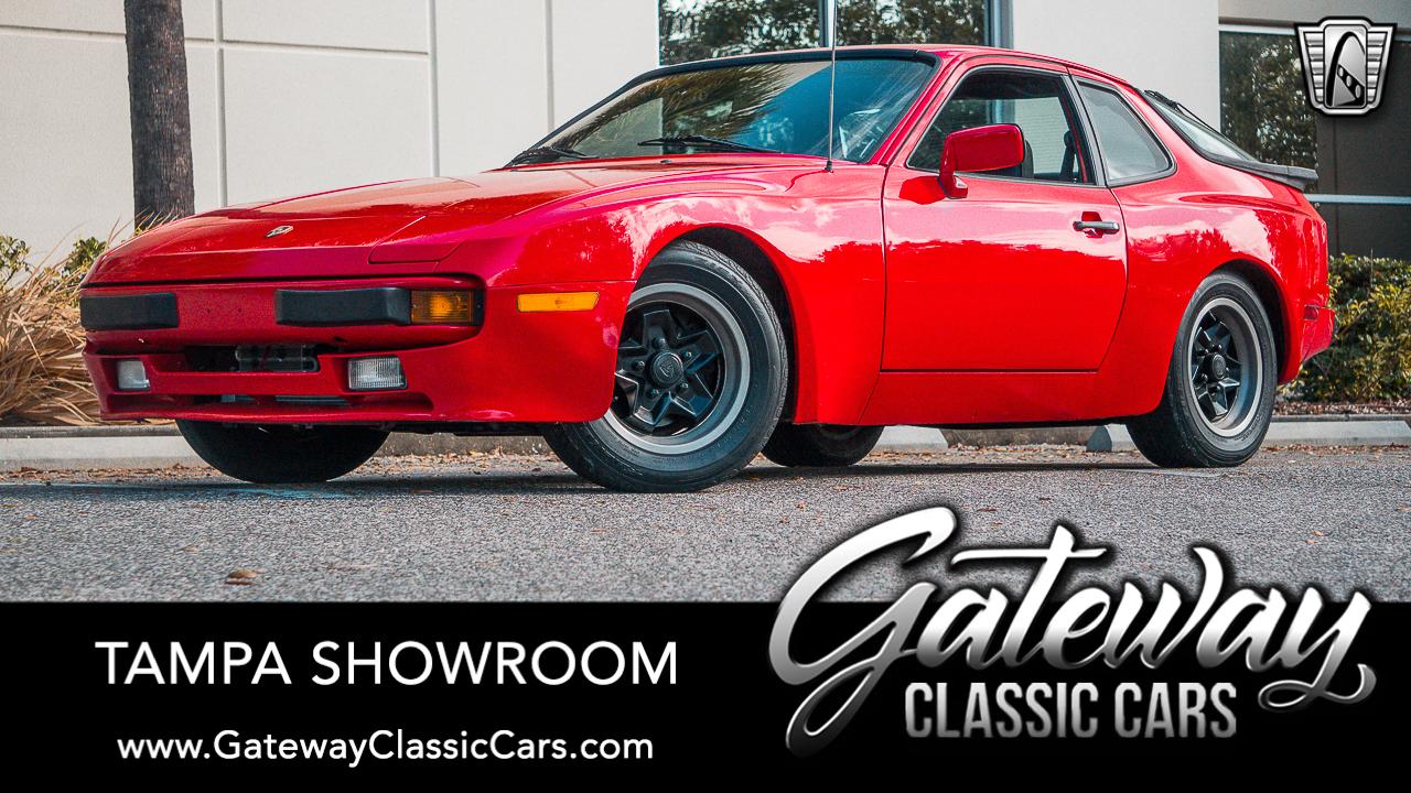 Used 1985 Porsche 944