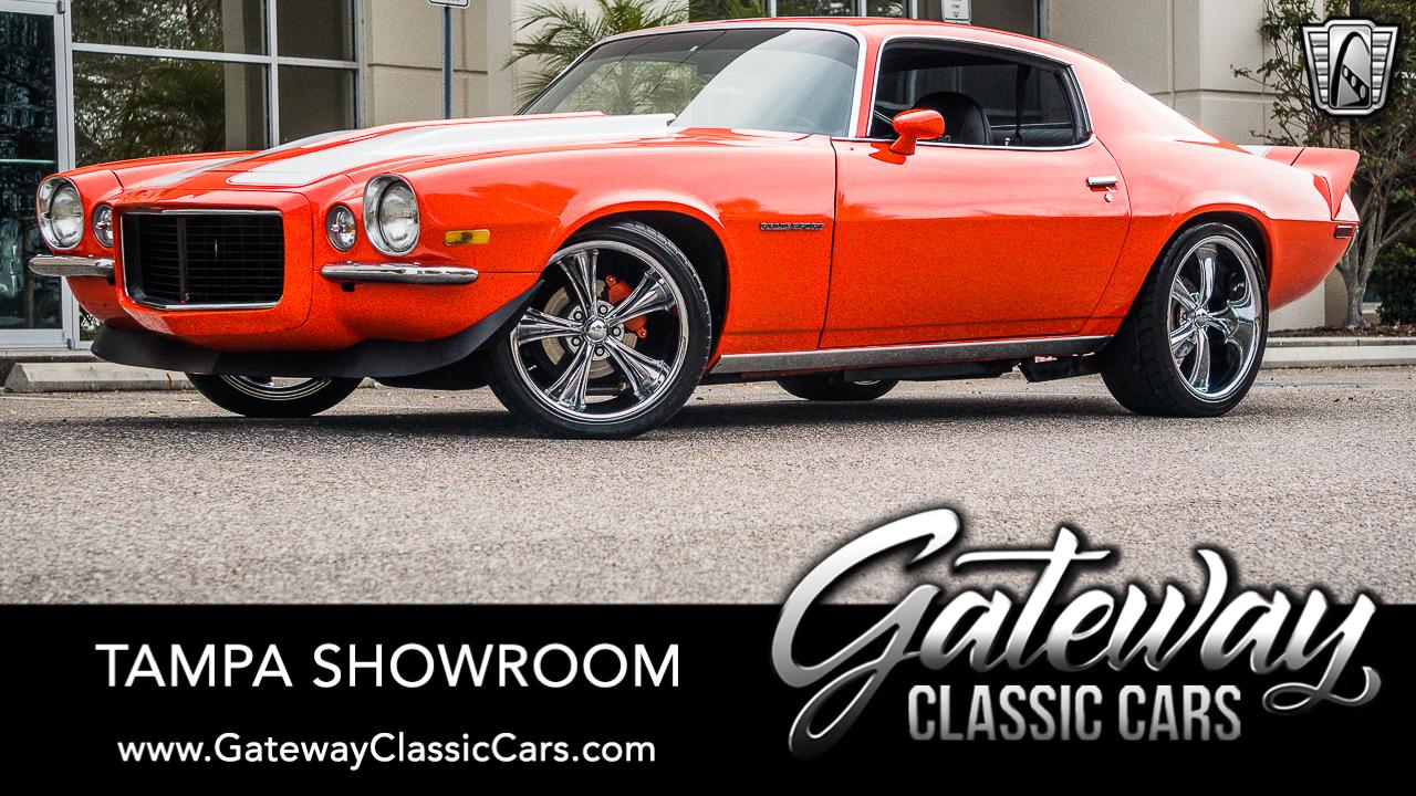 Used 1971 Chevrolet Camaro