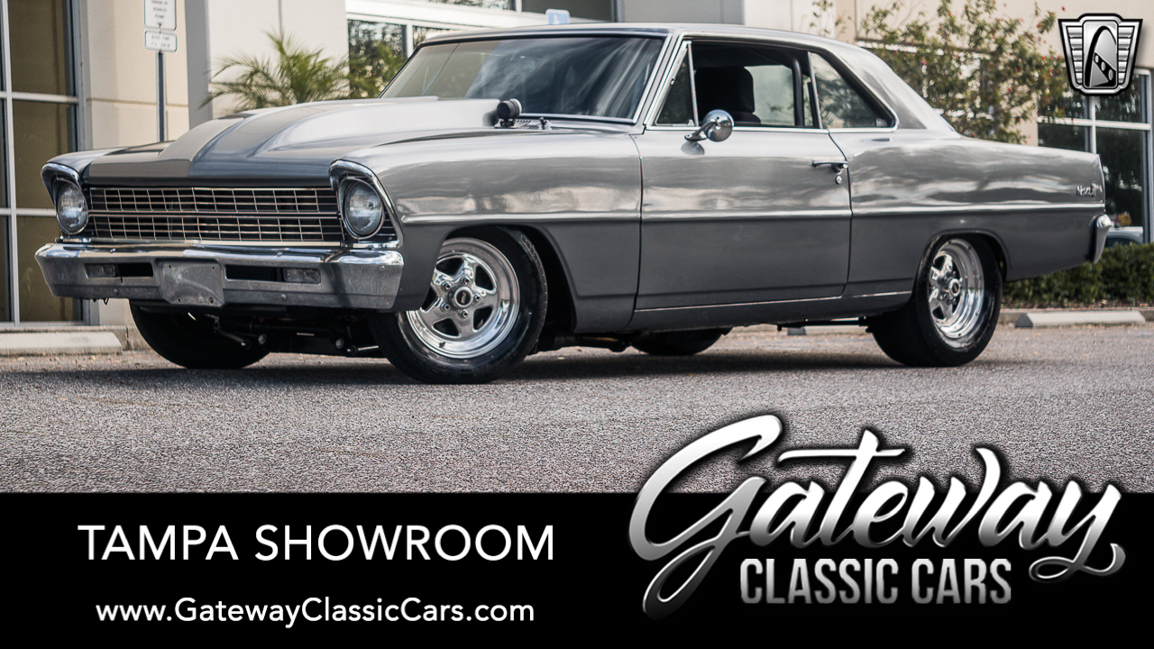 Used 1967 Chevrolet Nova