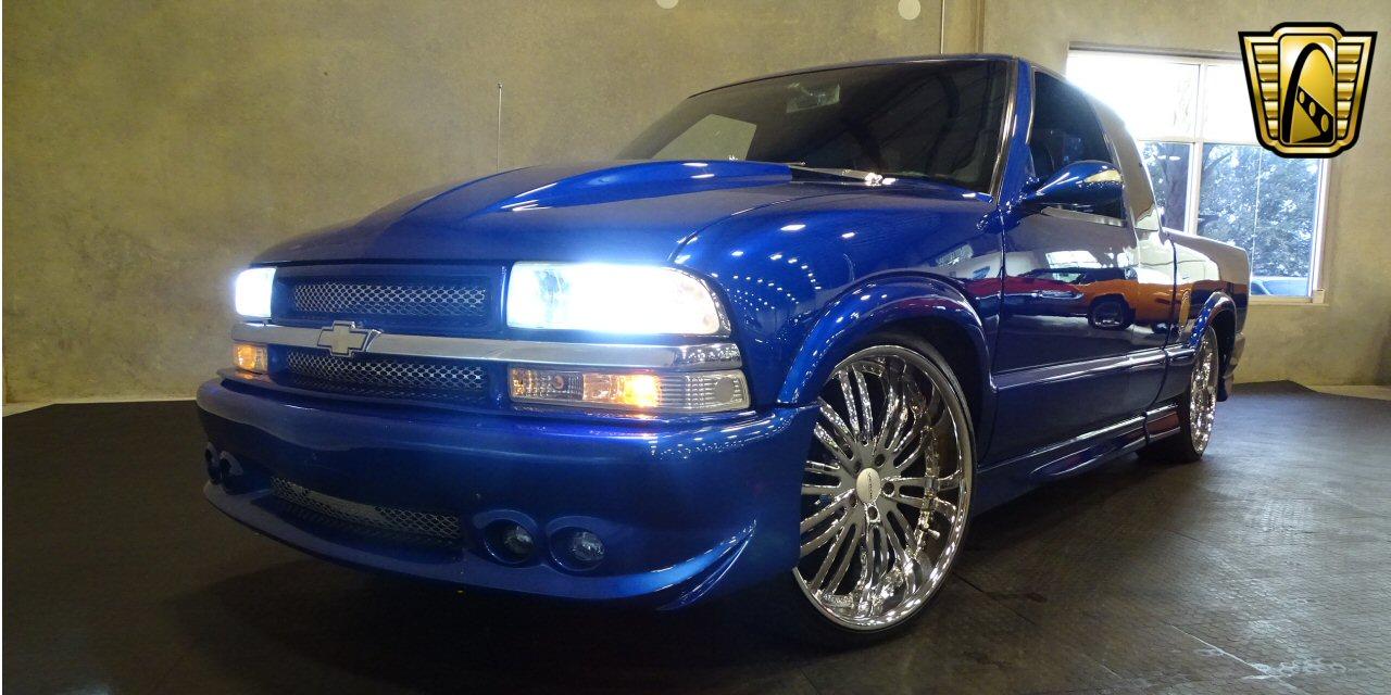 2001 Chevrolet S10 2