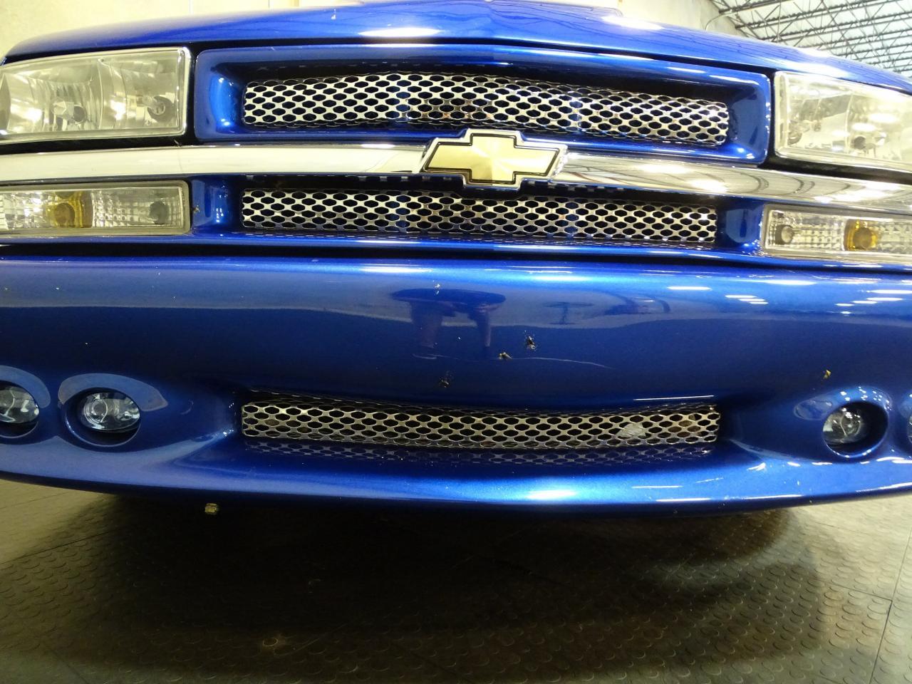 2001 Chevrolet S10 16