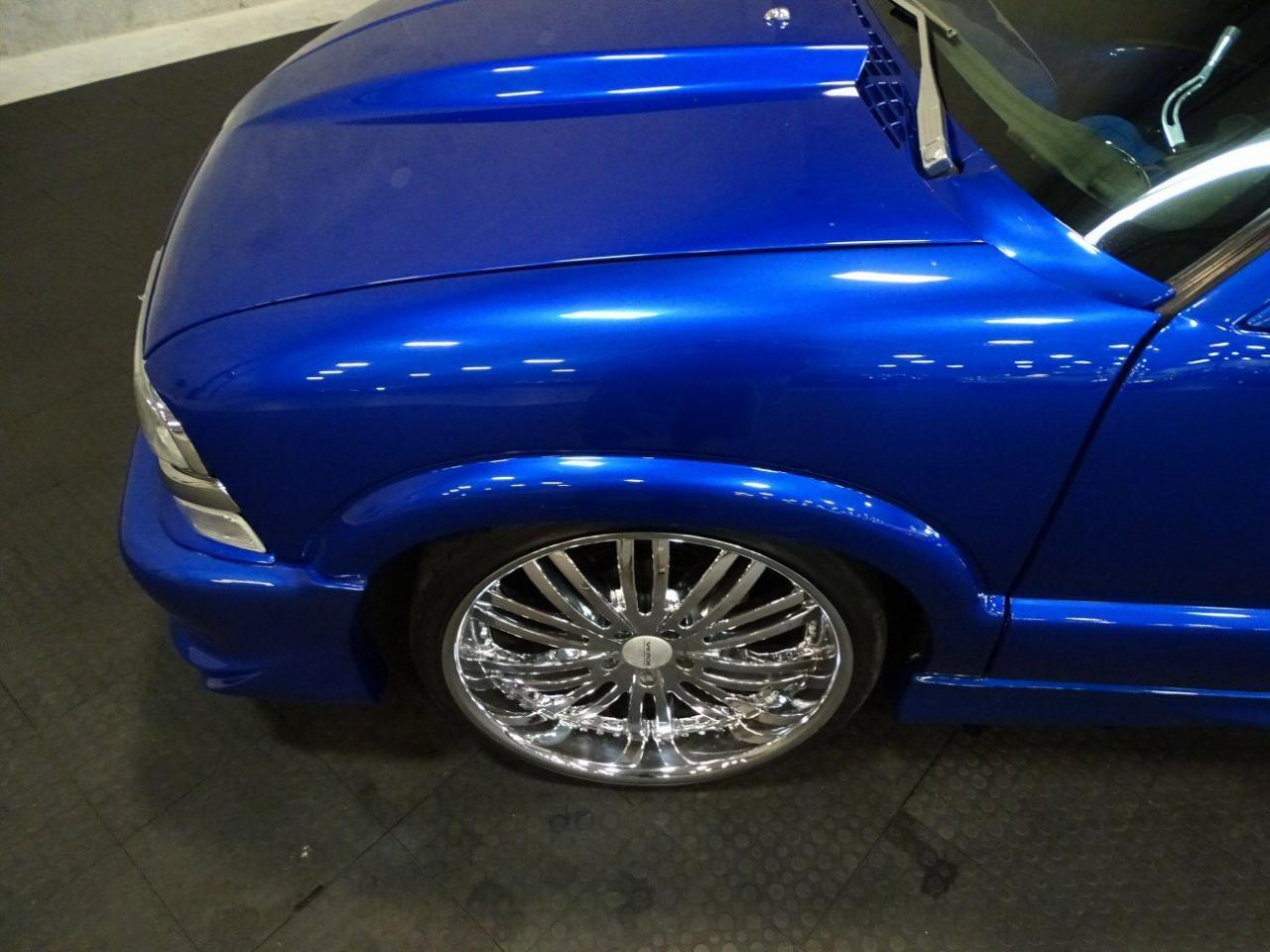 2001 Chevrolet S10 20