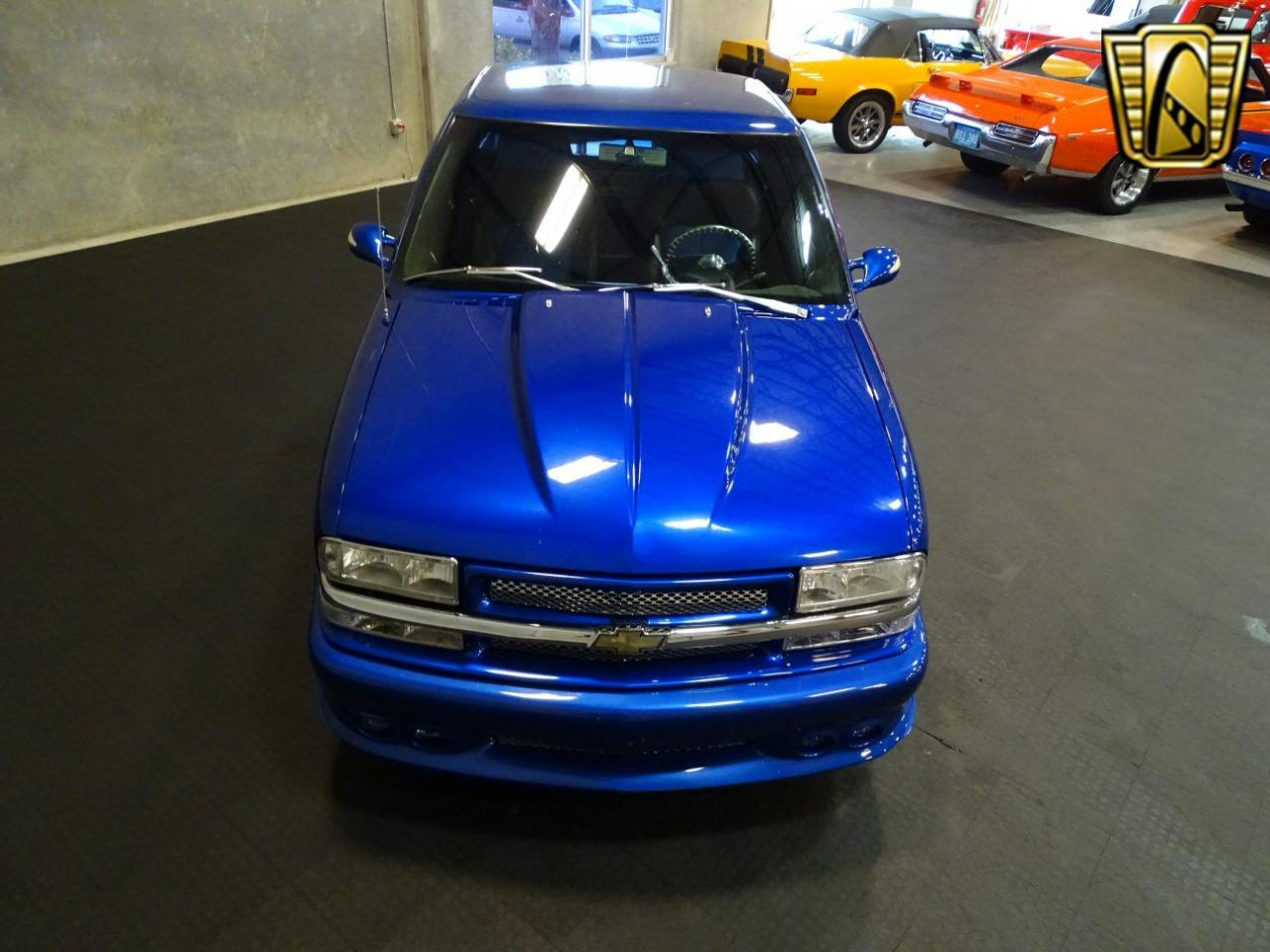 2001 Chevrolet S10 32