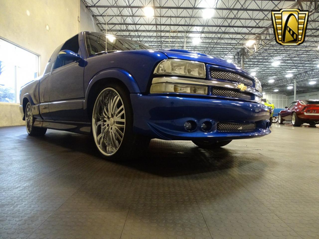 2001 Chevrolet S10 34