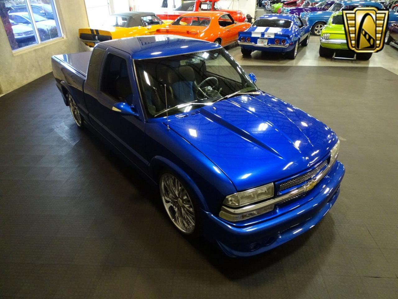 2001 Chevrolet S10 40