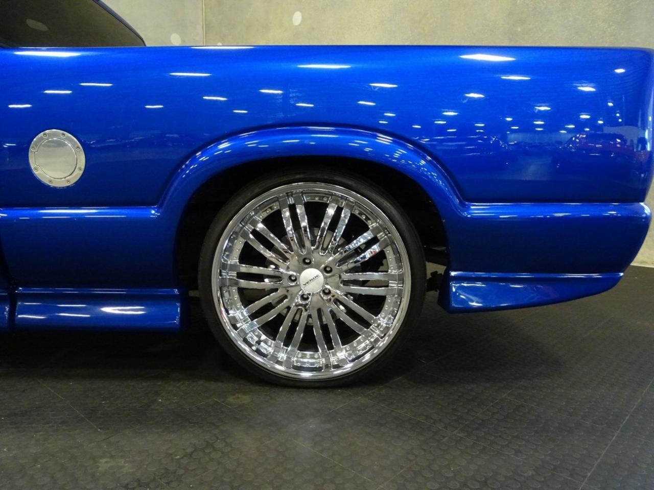 2001 Chevrolet S10 43