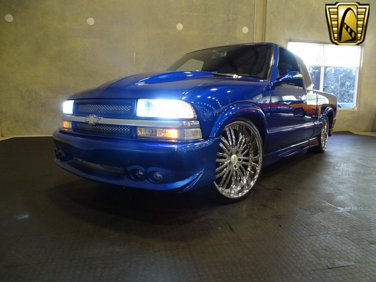 2001 Chevrolet S10 63