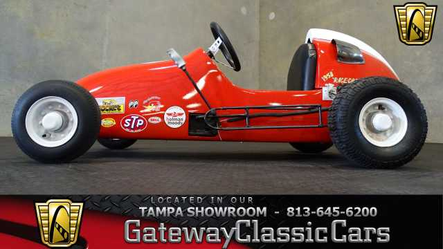 1958 Race Craft 1/4 Midget