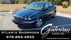2002 Jaguar X Type 3.0 AWD
