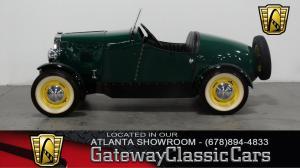 1937 Austin American Boattail