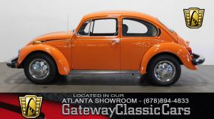 1974 Volkswagen Beetle Electric