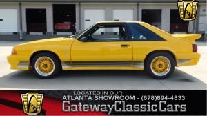 1988 Ford Mustang LX Saleen