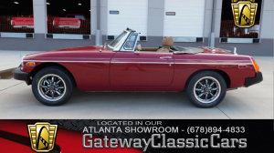 1979 MG MGB Mark IV