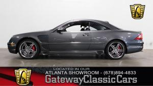 2004 Mercedes-Benz CL600