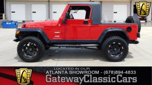 2006 Jeep Wrangler TJ Unlimited R