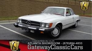 1977 Mercedes-Benz 450SLC