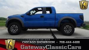 2012 Ford F150 SVT Raptor