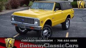 1971 Chevrolet K5