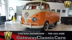 1960 Volkswagen T1 Pickup