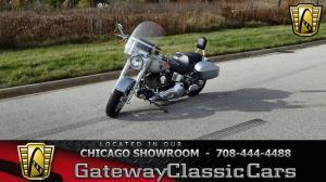 2001 Harley Davidson FLSTF