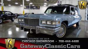 1976 Cadillac Fleetwood Hearse