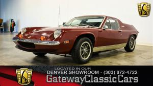 1974 Lotus Europa Twin Cam