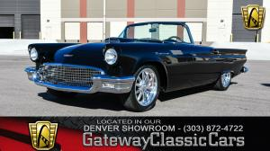 1957 Ford Thunderbird Coyote