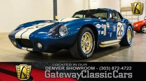 1965 Superformance Shelby Daytona Coupe