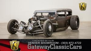 1931 Chevrolet Coupe Rat Rod
