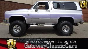 1986 Chevrolet K5