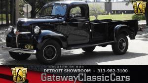 1947 Dodge WD21