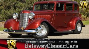 1933 DeSoto Street Rod