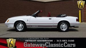 1984 Ford Mustang GLX