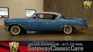 1957 Cadillac Eldorado Seville 2x4bbl