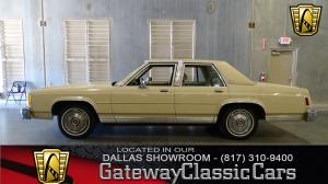 1987 Ford Crown Victoria LTD