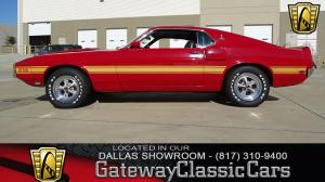1969 Ford Mustang Shelby GT350