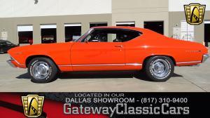 1969 Chevrolet Chevelle Malibu 396
