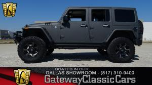 2015 Jeep Wrangler Starwood Edition