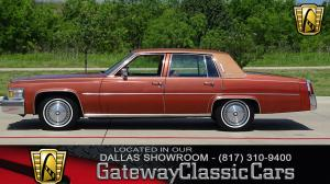 1977 Cadillac Sedan