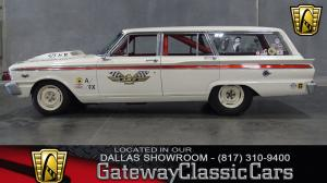 1963 Ford Fairlane 427 Drag Wagon
