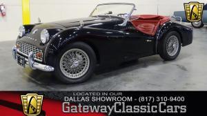 1958 Triumph TR3 A
