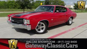 1972 Chevrolet Chevelle SS Tribute