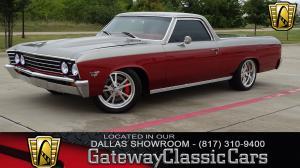 1967 Chevrolet El Camino Restomod