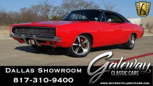 1968 Dodge Charger Pro Touring Restomod