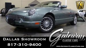 2004 Ford Thunderbird Pacific Coast
