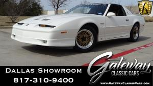 1989 Pontiac Trans Am 20th Anniversary