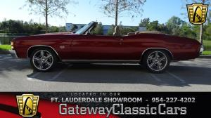 1971 Chevrolet Chevelle Pro-Touring SS
