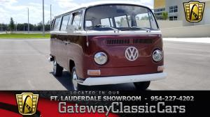 1970 Volkswagen Type 2