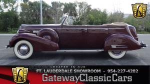 1937 Buick Roadmaster Phaeton 80C